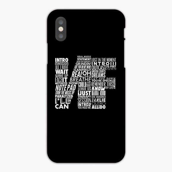 Nf World Collaboration iPhone XR Case