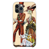 Nightmare Before Christmas Jack And Sally iPhone 11 Pro Case