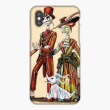 Nightmare Before Christmas Jack And Sally iPhone 7 Case