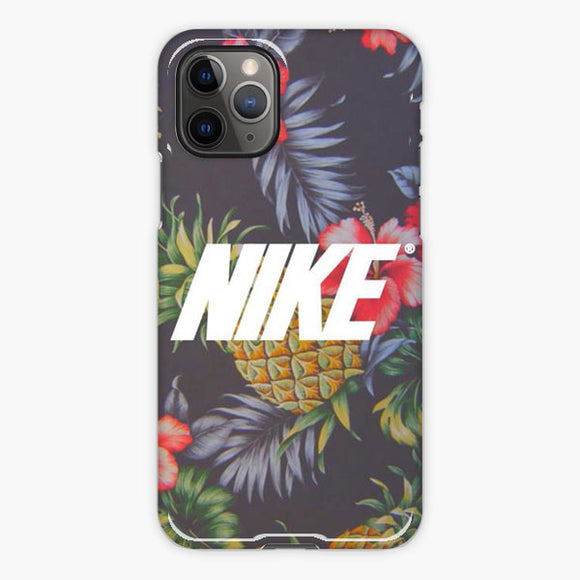 Nike Pineapple Flower iPhone 11 Pro Case