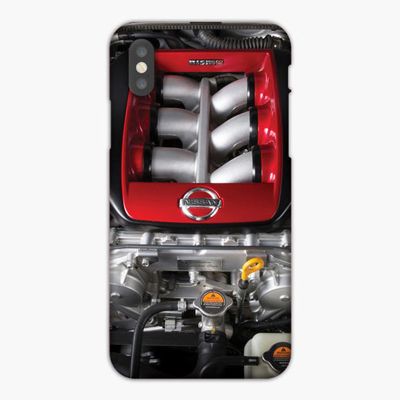 Nissan Gt R Nismo iPhone X Case