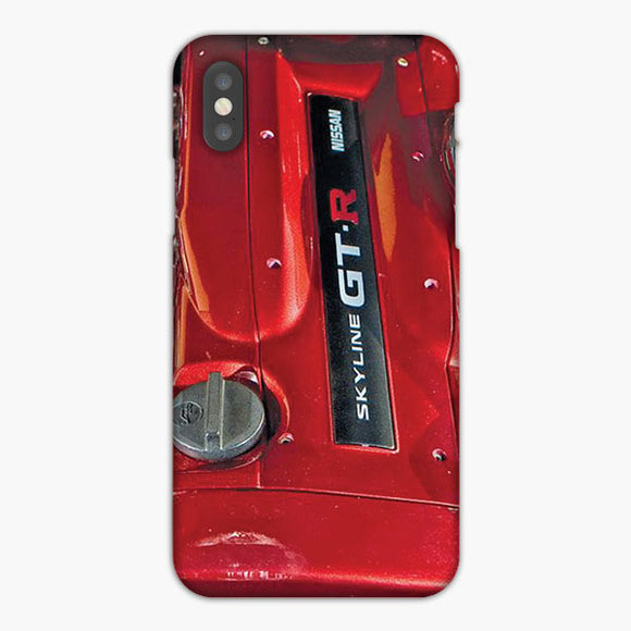 Nissan Skyline Engine iPhone 8 Case