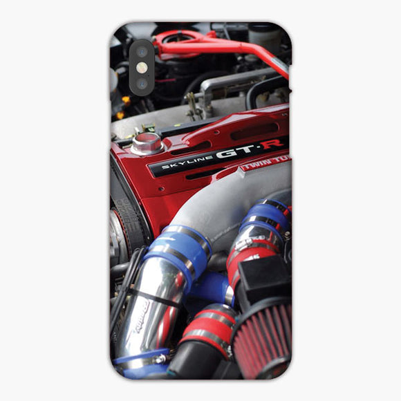 Nissan Skyline Gt R 34 Rb26Dett iPhone 8 Plus Case