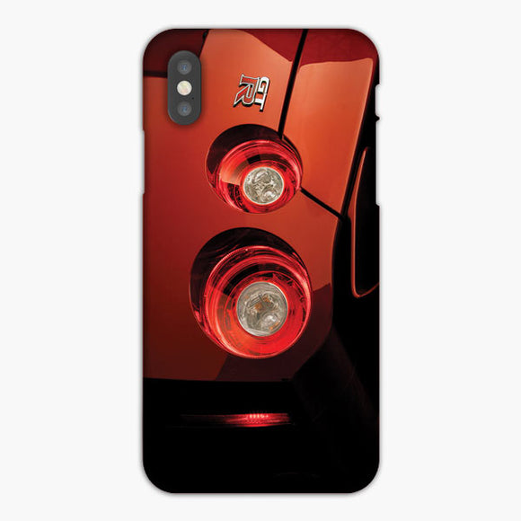 Nissan Skyline Gt R Tail Light iPhone XS Case