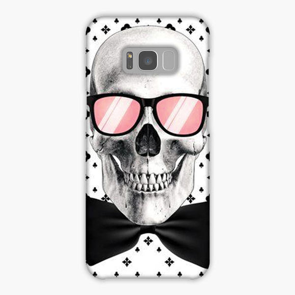 Old Man'S The Skull Samsung Galaxy S8 Plus Case, Snap Case 3D Print