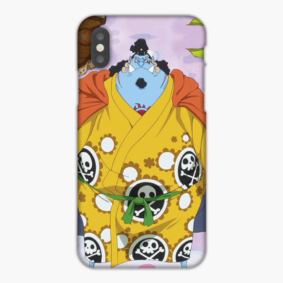 One Piece Jinbei iPhone XS Case