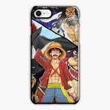 One Piece Monkey D Luffy And Yonko Members iPhone 7 Case