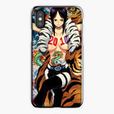 One Piece Nico Robin Sexy Wallpaper iPhone XS Max Case