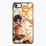 One Piece Portgas D Ace iPhone 7 Plus Case