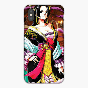 One Piece Shichibukai Boa Hancock iPhone X Case