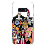 One Piece Shichibukai Pirates Samsung Galaxy S10e Case, Snap Case 3D Print