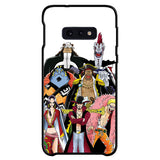 One Piece Shichibukai Pirates Samsung Galaxy S10e Case, Tough Case