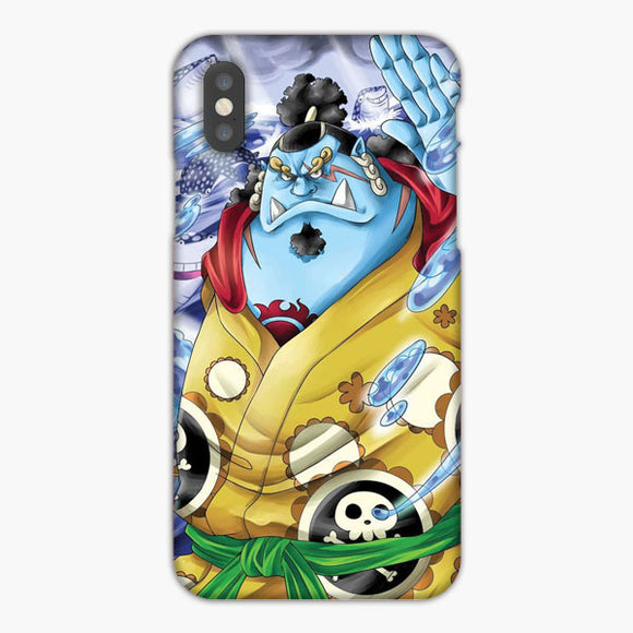 One Piece Straw Hat Crew Jinbei iPhone 8 Case