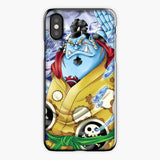 One Piece Straw Hat Crew Jinbei iPhone X Case