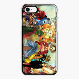 One Piece Straw Hat Crew iPhone 7 Case