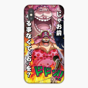 One Piece Yonko Big Mom Pirate iPhone X Case
