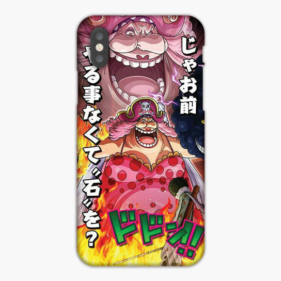 One Piece Yonko Big Mom Pirate iPhone XR Case