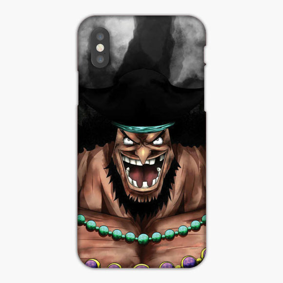 One Piece Yonko Marshall D Teach Blackbeard iPhone 7 Plus Case