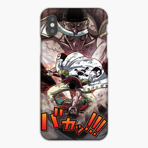 One Piece Yonko Whitebeard Edward Newgate iPhone 8 Plus Case