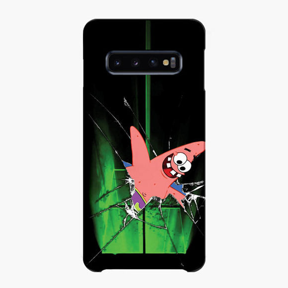 Patrick Star Wallpapers Samsung Galaxy S10 Plus Case, Snap Case 3D Print