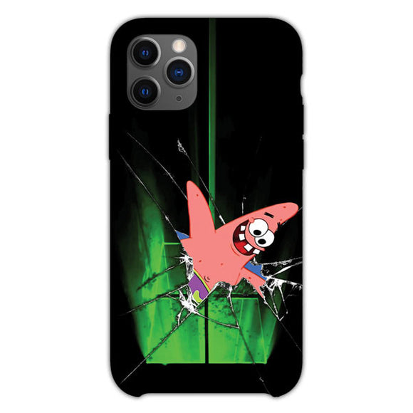 Patrick Star Wallpapers iPhone 11 Pro Case