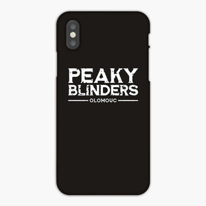 Peaky Blinders Bar Olomouc iPhone X Case
