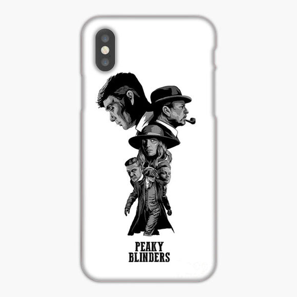 Peaky Blinders Digital Art iPhone XS Max Case