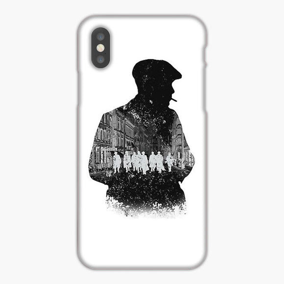 Peaky Blinders Silhouette iPhone 8 Plus Case
