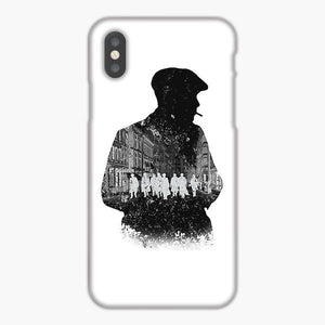 Peaky Blinders Silhouette iPhone XS Max Case