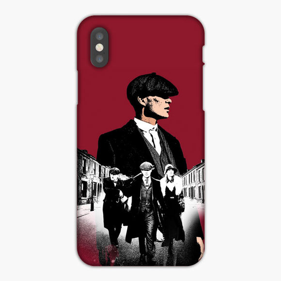 Peaky Blinders iPhone XS Max Case