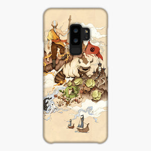Perfection And Power Uncle Iroh Tea Samsung Galaxy S9 Case, Snap Case 3D Print