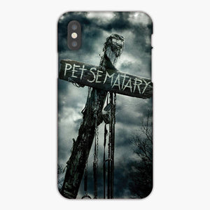 Pet Sematary Teaser Shows Old Graves iPhone 8 Case