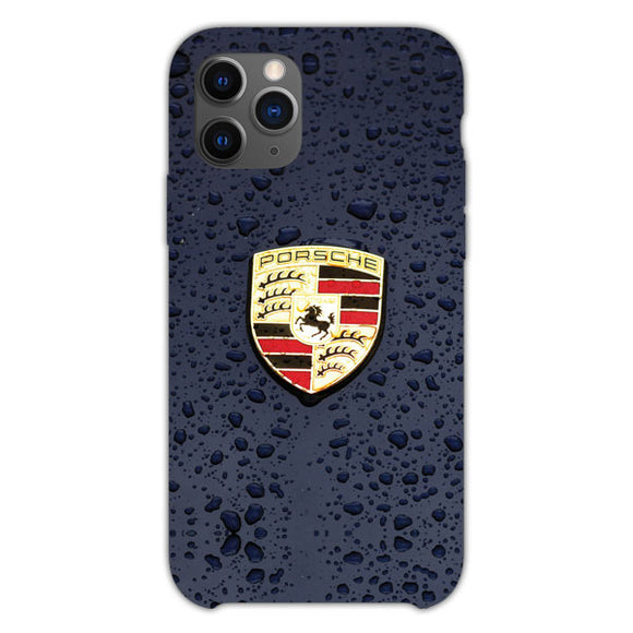 Porsche Logo Emblem iPhone 11 Pro Case
