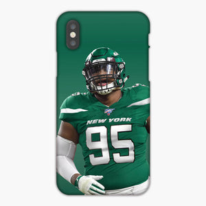 Quinnen Williams Jersey New York iPhone 8 Plus Case