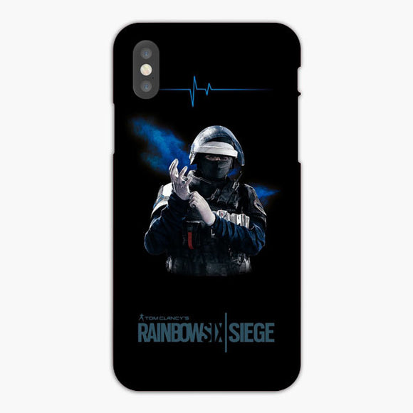 Rainbow Six Seige Galaxy Ver iPhone XS Max Case, Plastic Case, Snap Case & Rubber Case