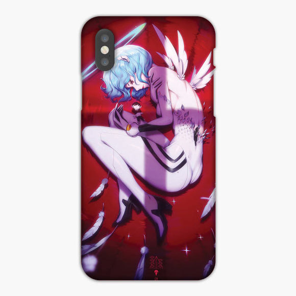 Rei Angel Neon Genesis Evangelion iPhone XS Max Case
