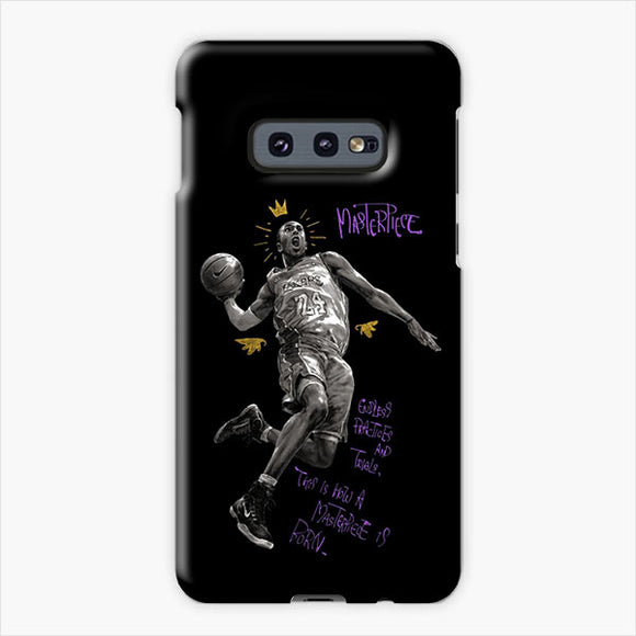 Rip Kobe Bryant Can Someone Make This Fit Samsung Galaxy S10e Case, Plastic Case, Snap Case & Rubber Case