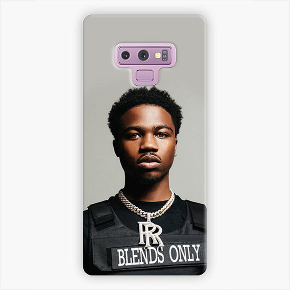Roddy Ricch The Box Blends Only Samsung Galaxy Note 9 Case, Snap 3D Case