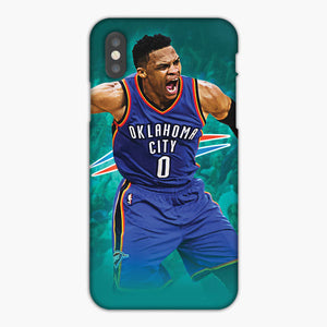 Russell Westbrook Oklahoma City Thunders iPhone 7 Plus Case