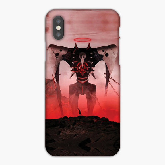 Sachiel The Third Angel Neon Genesis Evangelion iPhone XS Max Case