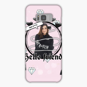 Safiya Nygaard Fan Art Samsung Galaxy S8 Plus Case, Snap Case 3D Print