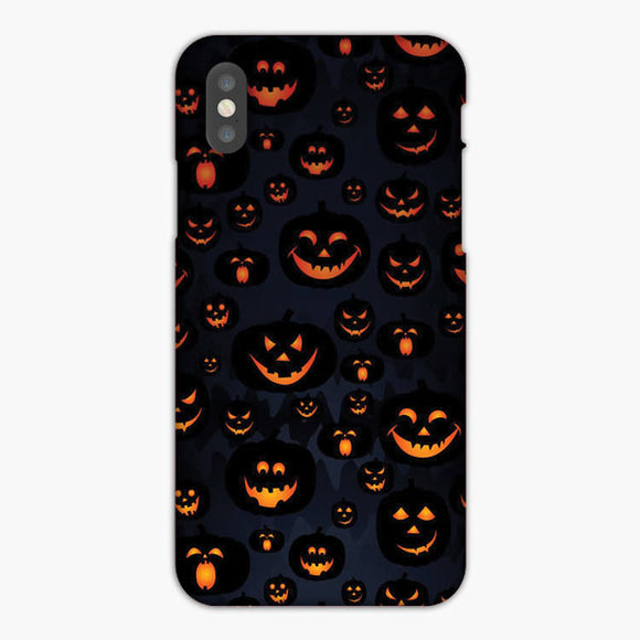 Scary Pumpkin iPhone 8 Plus Case