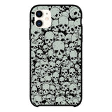 Scary The Skulls iPhone 11 Case