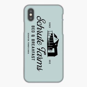 Schrute Farms Since 1812 iPhone 7 Plus Case