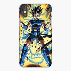 Shallot Goes Super Saiyan iPhone XS Case