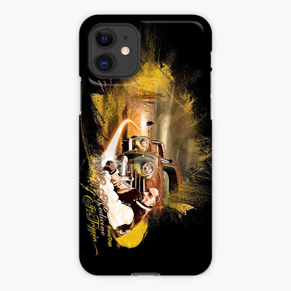 Snoop Dogg My Meedicine Ego Trippin iPhone 11 Case, Plastic Case, Snap Case & Rubber Case