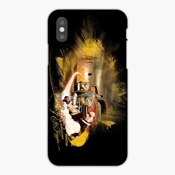 Snoop Dogg My Meedicine Ego Trippin iPhone XS Max Case, Plastic Case, Snap Case & Rubber Case