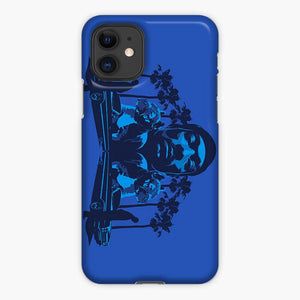 Snoop Dogg Summer Blue iPhone 11 Case, Plastic Case, Snap Case & Rubber Case