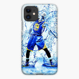 Stephen Curry Clear Water Splash iPhone 11 Case, Plastic Case, Snap Case & Rubber Case