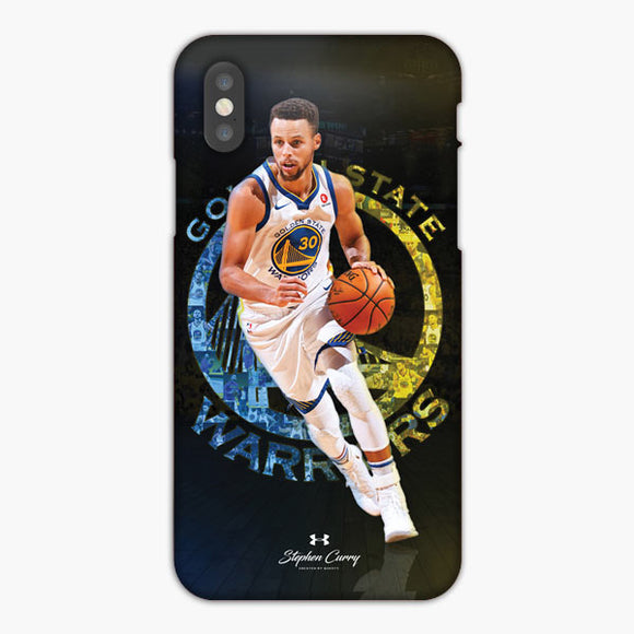 Stephen Curry Golden State Warriors iPhone 7 Plus Case